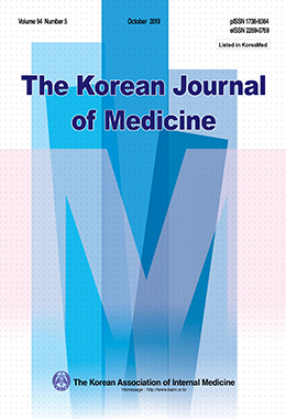 Korean Journal of Medicine(구 대한내과학회지)